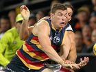 LIONS SNUB: Josh Jenkins of the Crows.