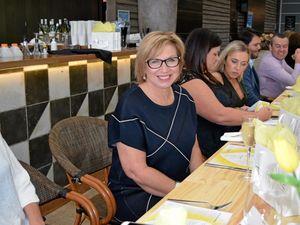 Rosie Batty inspires guests at Noosa resort lunch