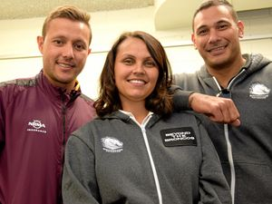 Broncos launch mentoring program on the Tweed