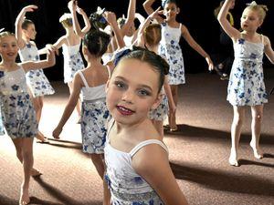 Dancers make their debut in Queensland Eisteddfod