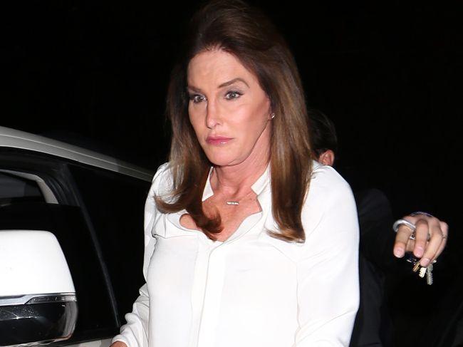 Reality TV star Caitlyn Jenner.