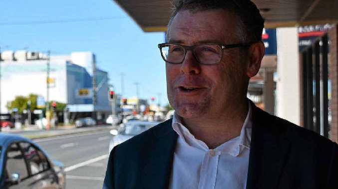 STAND UP: Labor Senator Murray Watt is calling on George Christensen to follow through on his threats.