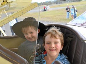 Gympie airport open day a flying success