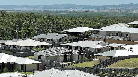 LONG FALL: Property experts Heron Todd say, based on key market indicators, Gladstone is still travelling to the bottom of the market, with property prices set to get cheaper.