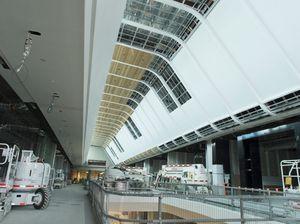 Grand Central progress