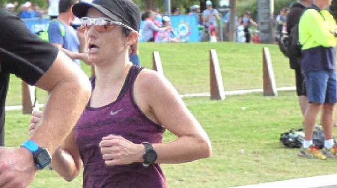 Mackay's Victoria Beck takes out Townsville running festival's 10km.
