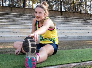 Ipswich regional student leaps into elite focus