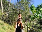 Mother and daughter explorers reach Noosa