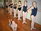 BEST IN BALLET: Members of the Balonne Ballet Association Inc will travel to Roma for the upcoming Royal Academy of Dance Graded Exams.