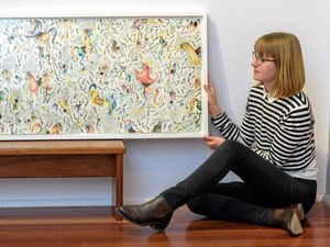 Record entries for lucrative art prize