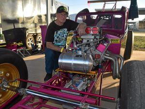 JP Eight Mile Series veteran of the track