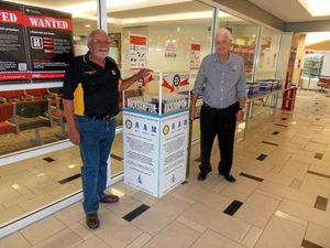 Rotary raises funds for world health