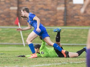 Thunder downed by an in-form Jamieson