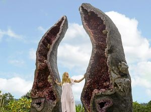 World's tallest crystal unveiled on Northern Rivers