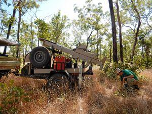 High-class land found close to Darwin