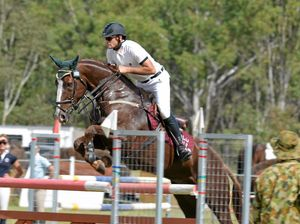 Rio Olympian's humble horse beginnings