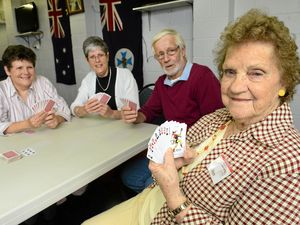 Extra hands wanted for Booval Canasta Club