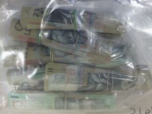 Raids seize $30,000 in drugs from Toowoomba home