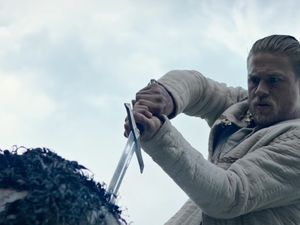 RELEASED: Latest King Arthur movie pegged to be different