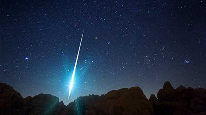 The Perseids meteor shower is expected to peak this weekend, being the largest in a decade.