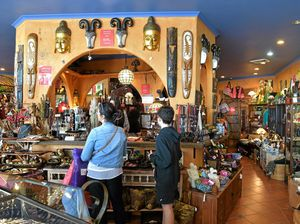 Bargains as exotic Coast homewares store closes down