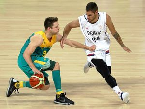 RIO 2016: Boomers get win over Serbia