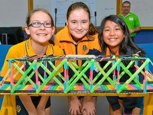 Gladstone schools take top prizes in science competition
