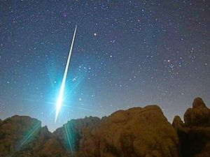Where to go on the Coast to catch the meteor shower