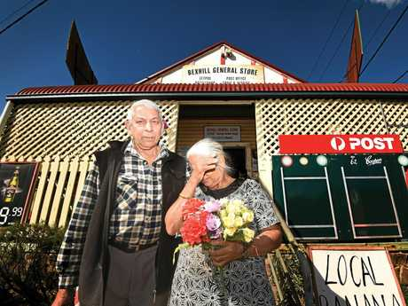 Bexhill General Store owners George and Anne Singh will be saying goodbye to their store this Saturday.