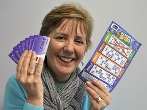Middle Ridge woman celebrates birthday $1500 richer