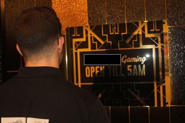 Poker machine addict Shaun has overcome an addiction to poker machines. Photo Justin Van Heerden