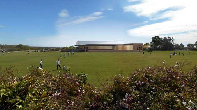 Toowoomba Grammar School has been approved for a new sporting stadium.