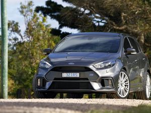 Quick road test and review: 2016 Ford Focus RS