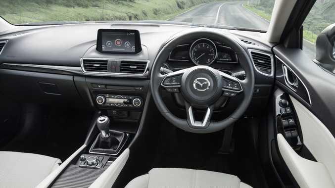 2016 updated Mazda3 Astina hatch. Photo: Contributed.