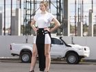 Fashion video blogger features Toowoomba on her site