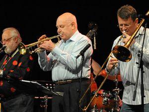 Jazzman Bob Barnard to party at Noosa, trumpet in hand