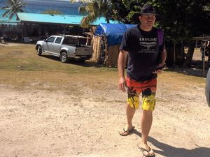 Truckie's journey from heart attack to healthy
