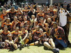 Mundubbera Tigers maul Eidsvold Eagles in grand final