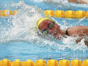 Our Leah set for swim of a lifetime in Rio