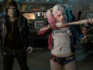 DC Comic super-villains suit up for suicide mission