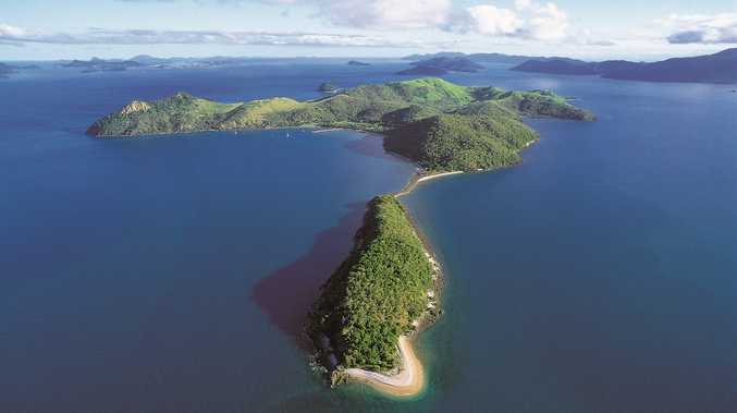 SOLD: South Molle Island has been sold to China Capital Investment Group.  Photo contributed.