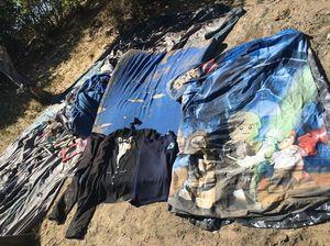 Vandals trash Coast fishing spot
