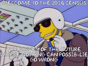 Computer says no: Memes from the #CensusFail