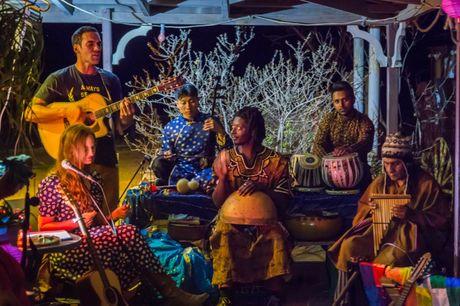 CHOO-CHOO: Culture train rolls in to Toowoomba this Sunday.