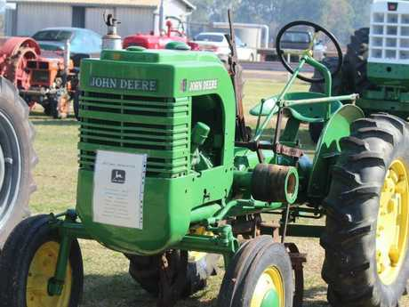 Head out to Bowenville for the Downs Vintage Machinery Plough-In Day.