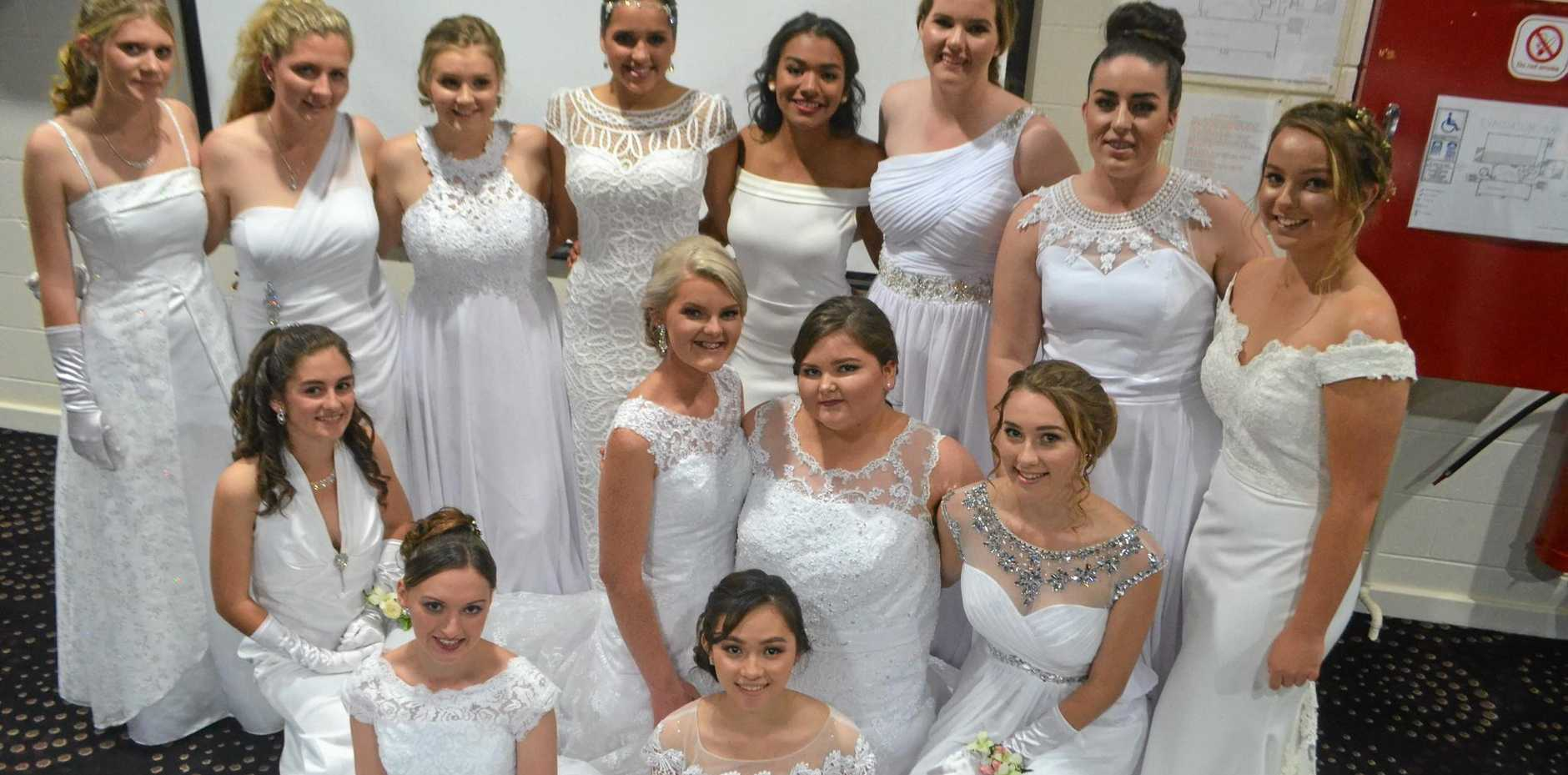 All the debs from Charleville High School are looking magnificent.