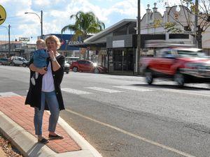 Shop owner says pedestrian crossing still a danger zone
