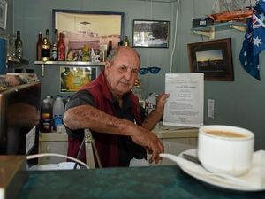 Bribie cafe questions council's increased licence fee