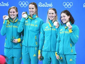 Leah savours silver and was 'honoured' to be in team