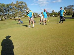 Kelvin banks a golf win in thrilling A grade result